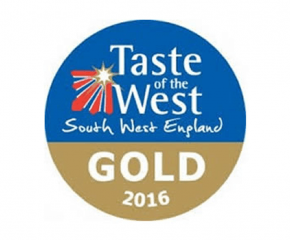 We won gold at Taste of the West!