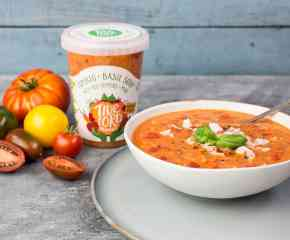 The UK's first organic FODMAP-friendly soup