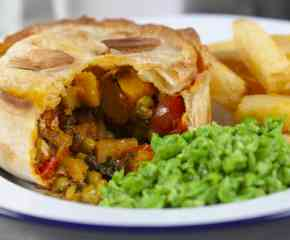 So Vegan's Veggie Curry Pies